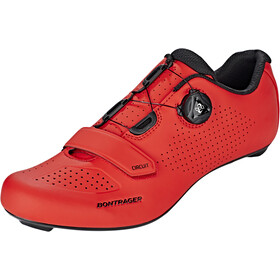 Bontrager Circuit Road Shoes Men, viper red